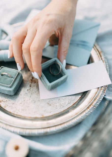 Jak vybrat prstýnky